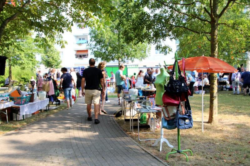 Flohmarkt Schönwalde II